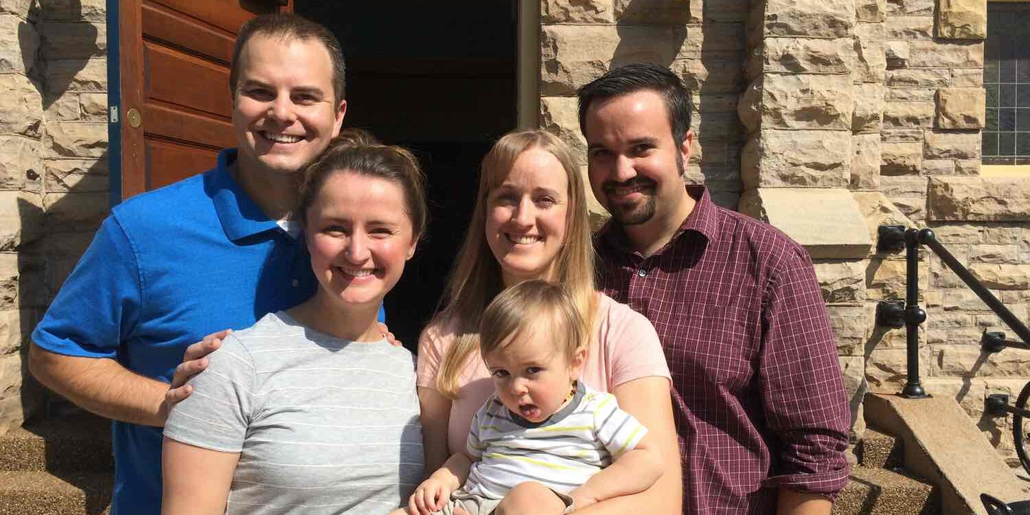 Small group leaders of christian church community groups near Fort Collins